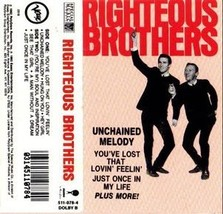 THE RIGHTEOUS BROTHERS - Unchained Melody CASSETTE  - $3.28