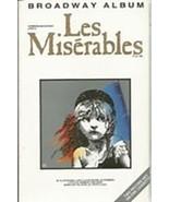 ORIGINAL CAST - Les Miserables - Broadway Album CASSETTE  - $7.43