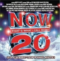 V/A - Now That's What I Call Music! 20 CD  - $3.28
