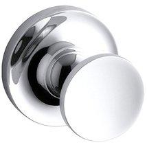 KOHLER K-14443-CP Purist Robe Hook, Polished Chrome image 6