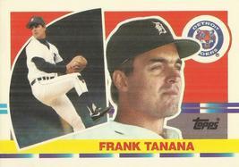 1990 Topps Big #119 Frank Tanana - $0.50