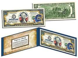 NEW YORK $2 Statehood NY State Two-Dollar US Bill *Genuine Legal Tender*... - $13.95