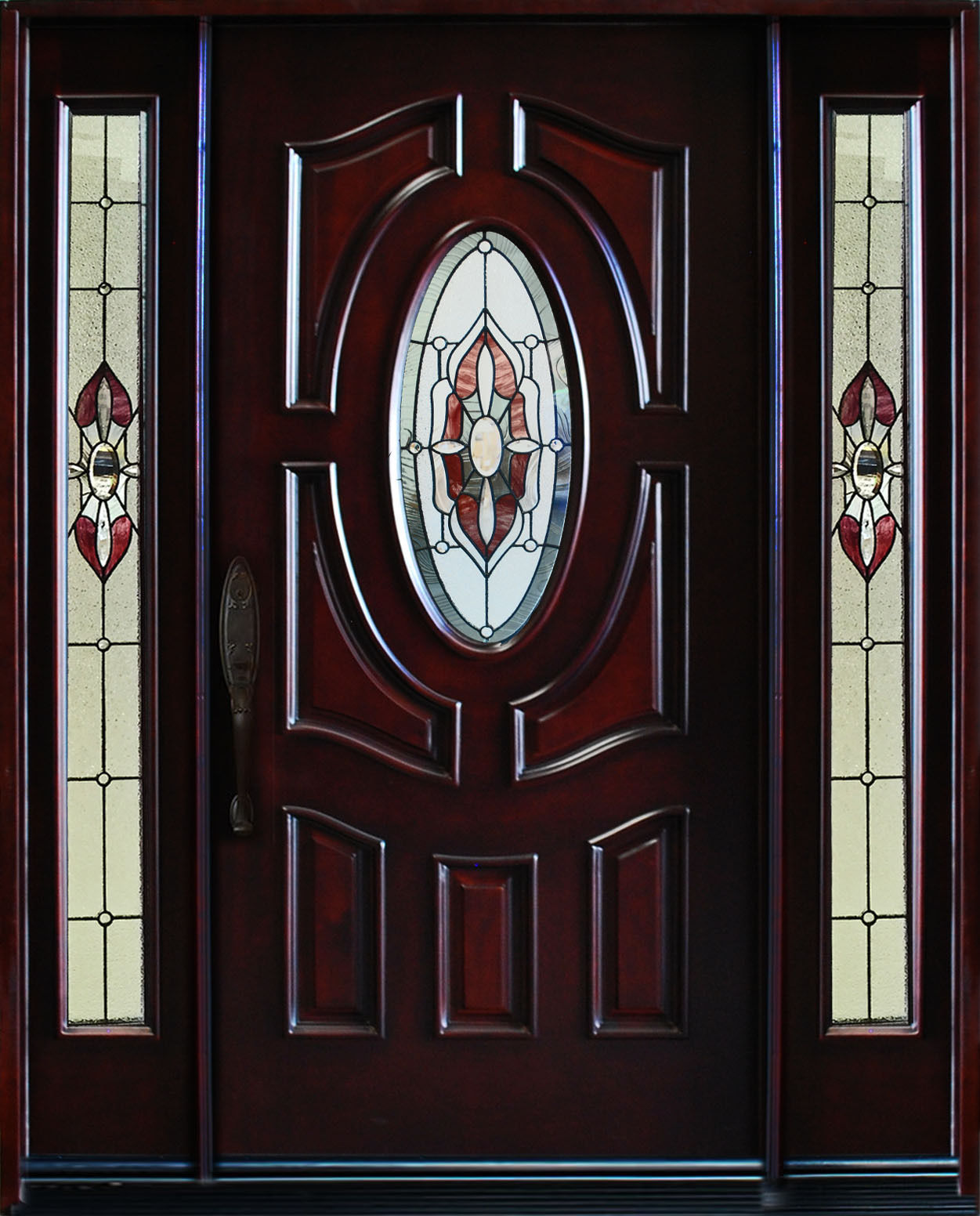 Exterior Front Entry Double House Wood Door And 50 Similar Items
