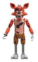 "Funko Five Nights at Freddy's Articulated Foxy Action Figure, 5"" - $25.99"