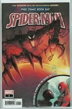 Spider-Man 1 FCBD 2019 Unstamped Free Comic Book Day NM Venom Carnage - $7.50