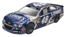 Revell SnapTite MAX NASCAR 2016 Jimmie Johnson Lowe's Chevy SS Model Kit  - $37.79