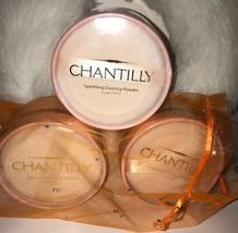 X3 CHANTILLY SPARKLING DUSTING POWDER BY DANA  W/ PUFF - NEW - $23.66