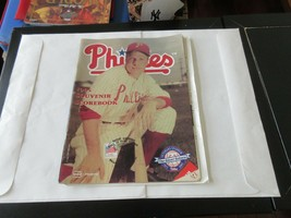 "Phillies , 1995 Souvenir Scorebook , ""Whitey "" Included , Richie Ashburn... - $11.88"