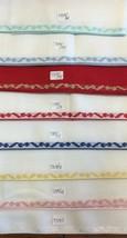 "Zweigart Stitch Band 7319 Fabric Banding for Needlework Cross Stitch ""Bows"" - $6.90"