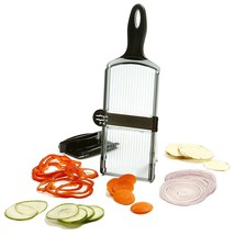 NorPro 313 Mandoline Dual Thickness Slicer Grater With Guard Kitchen - $17.81