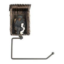 Wall Mount Toilet Paper Holder, Decorative Bathroom Toilet Paper Holders - $24.99