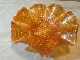 Carnival glass - $75.00