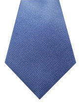 NEW CLUB ROOM SPARTAN SOLID BLUE 100% SILK NECK TIE $52 - $8.90