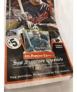 San Francisco Giants 2003 Champions Ray Durham Pin MLB Baseball SF Calif... - $6.15
