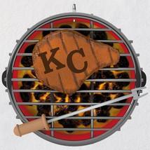 2018 Hallmark Kansas City BBQ Grillin' KC Ornament - $15.79