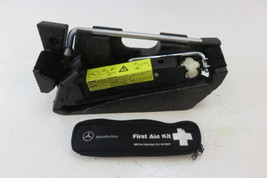 01 Mercedes R170 SLK320 SLK230 tire jack with first aid kit 1705830315 - $65.44