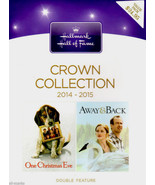 Hallmark Hall of Fame~Crown Collection 2014-2015~DVD 2-movie pack~New & ... - $19.77