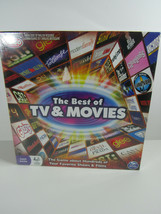 The Best Of TV & Movies Board Game - sealed - $21.78