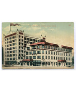 New State House Hotel Waco Texas 1910c postcard - $6.95