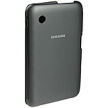 Samsung EFC-1G5NGECXAR 7-inch Book Cover for Galaxy Tab 2 - Dark Gray - $16.35