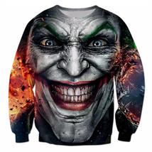 Ies inked joker sweatshirt badass tattooed joker dark knight 3d sweats women men batman thumb200
