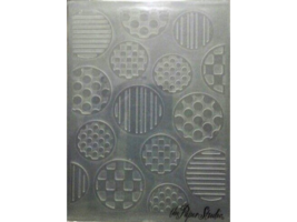 Paper Studio A2 Embossing Folders,  Please select image 5