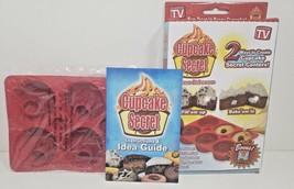 Cupcake Secret As Seen On T.V .. Silicone Baking Pan image 1