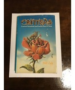 Critters: Common Household And Garden Pests Of Texas First Edition w Dus... - $15.00