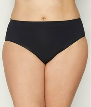 Wacoal BLACK B-Smooth Hi-Cut Brief, US Small - $8.91