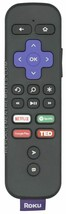 NEW ROKU Roku Streaming Box Remote Control RCGR4 RF Game/Voice/headphone (322... - $39.99