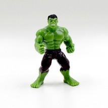 HULK MARVEL Super Hero Action Figure PVC Collection Toys Kids - $3.45