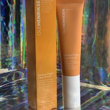 NEW IN BOX Ole Henriksen BANANA BRIGHT FACE PRIMER FULL Size 30mL/1oz. Brighten