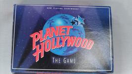 1997 Milton Bradley Planet Hollywood Beat the Clock Trivia Game Family F... - $7.08
