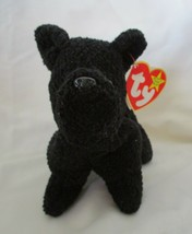Ty Beanie Baby Scottie 4th Generation Hang Tag 3rd Generation Tush Tag - $19.79