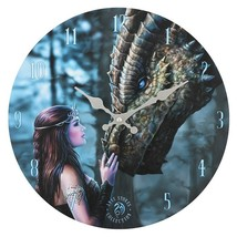 MDF Once Upon A Time Fantasy Wall Clock 14330 - $18.90