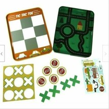 On The Go! Includes 1 Tin, 1 Magnetic Sheet & Vinyl Cling Sheet Kids Board Game image 2
