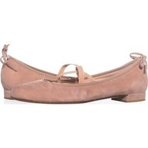 Stuart Weitzman Bolshoi Ballet Flats 041, Naked, 10 US - $179.51