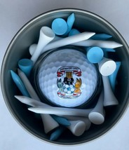 COVENTRY CITY FC GOLF GIFT SET. GOLF BALL AND TEES - $16.22
