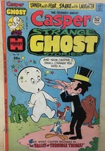 CASPER STRANGE GHOST STORIES #10 (1976) Harvey Comics VG+ - $9.89