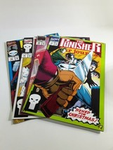The Punisher War Journal Comic Books #39 #40 #41 #43  Marvel  1992 - $11.98