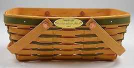 Longaberger 2001 Woven Memories Basket Metal Plate Collectible Home Decor - $34.99