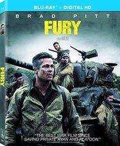 Fury [Blu-ray] (2014)
