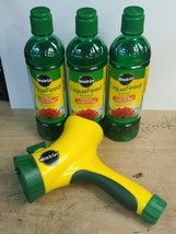 Miracle-Gro LiquaFeed All Purpose Plant Feeding System + 3 Bottles of Pl... - $28.01