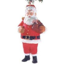 QXC4164 Santa 1996 Hallmark Club Ornament by Hallmark - $19.99