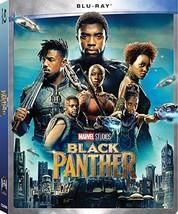 Black Panther [Blu-ray, 2018]