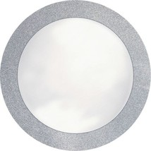 "Silver Glitz Glittering PlaceMat 14"" Place Mat 8 Ct - £8.20 GBP"