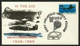 World War II 50th Anniv., B-25 Mitchell **ANY 4=FREE SHIPPING** - $1.00