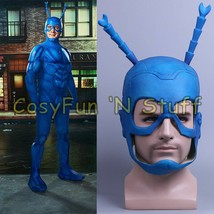 The Tick TV Mask Cosplay Handmade Latex Helmet Full TV Show Mask  - £20.24 GBP