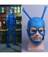 The Tick TV Mask Cosplay Handmade Latex Helmet Full TV Show Mask  - $25.76