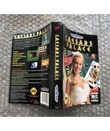 Caesars Palace **ORIGINAL CASE/BOX ART ONLY** Sega Genesis - $4.90
